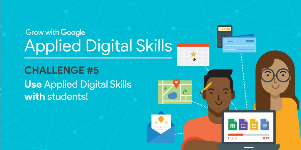Applied Digital Skills Week Challenge # 4 customizations