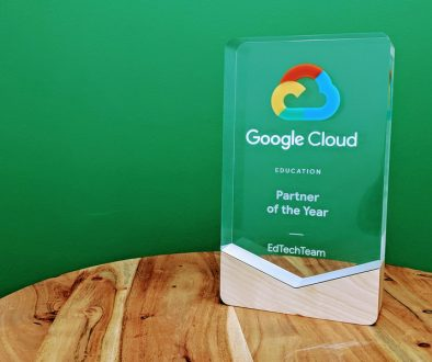 EdTechTeam Receives Google Cloud Education Partner of the Year Award