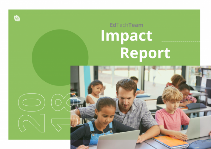 Impact Report Cover Image Plain