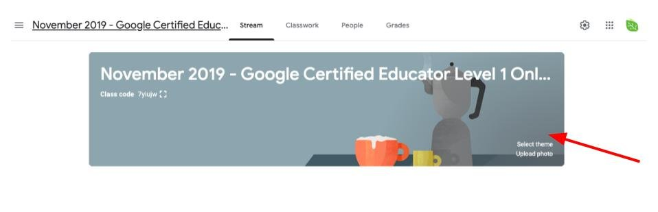 How To Create A Custom Theme In Google Classroom Edtechteam