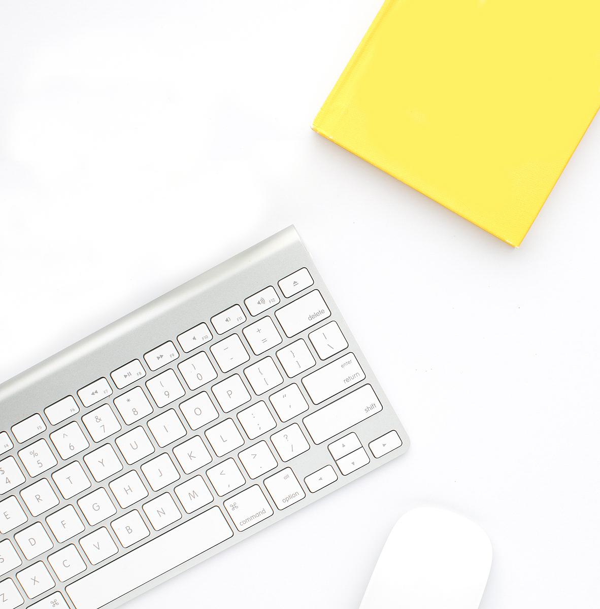 Keyboard Yellow Book